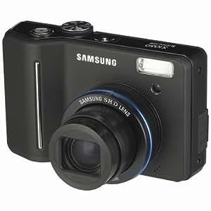Samsung Digimax S1050 black Digitalkamera (10 Megapixel, 5fach opt. Zoom)