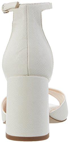 Miss KG Damen Gaze Pumps Weiß (WHITE)