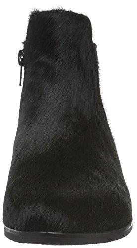 Giudecca - Jy16r32-1, Stivali bassi con imbottitura leggera Donna Nero (Nero (nero))