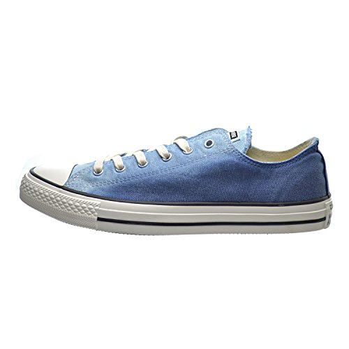 Converse Chuck Taylor All Star, Sneakers Hautes Mixte Adulte Ambient Blue/Roadtrip Blue