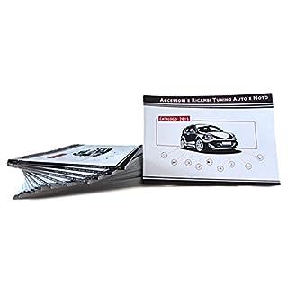 Catalogo Accessori Ricambi Tuning Auto Generico Senza Logo e Indirizzo Contatto Della A2Z WORLD