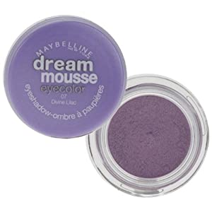 Maybelline Dream Mousse Eyecolor Eyeshadow - 07 Devine Lilac