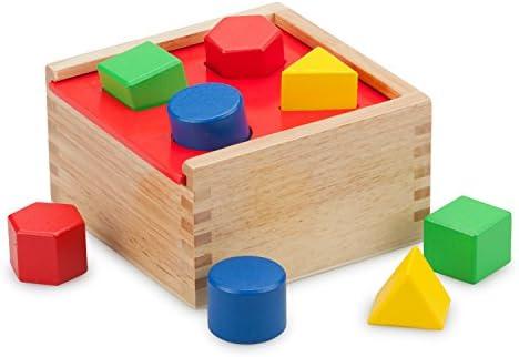 New Classic Classic Classic Toys - 10560 - Boîte avec Formes à Encastrer - En Bois | Apparence Attrayante  b2cdf0