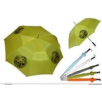 Umbrella Golf Horse arabian-horse-alezan, green (Green) - 520-02PARA-V