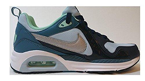 Nike Air Max Trax (Gs) Mädchen Laufschuhe türkis blau schwarz