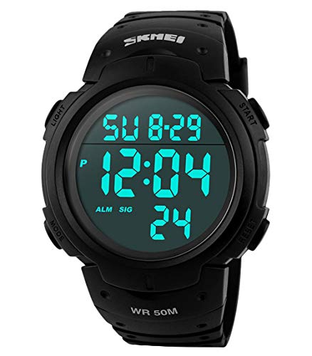 Mens Sports Digital Watches - Ou...