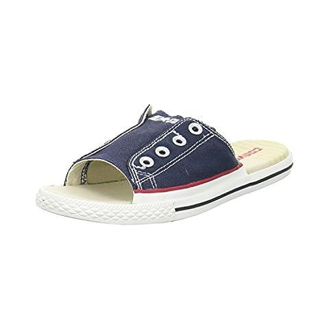Converse All Stars CT AS Sandal Damen Pantoletten Größe 43 Blau (Blau)