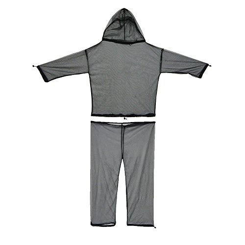 Ust Brands Ultimate Survival Technologies No-See-Um Suit L/XL Bug Jacket & Pants Combo Hood