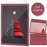 15 Weihnachtskarten inklusive 15 passenden Briefumschlägen von der deutschen Marke beriluDesign für gelungene Weihnachtsgrüße!   Die Marke beriluDesign steht für ein junges deutsches Unternehmen, das sehr viel Wert in die Qualität, die Funktionalität...