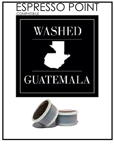 100-capsule-Washed-Guatemala-Espresso-caff-Point-Mono-Origine-compatibile