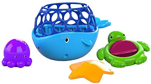 Oball Jouets de Bain Animaux Marins