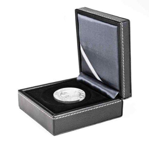 Lindner Coffret numismatique NERA XS 2361, Adapté à Monnaies jusqu'à 60 mm Ø