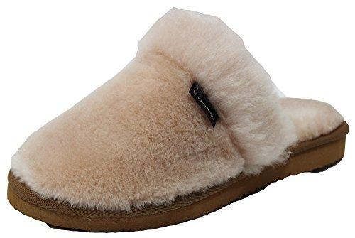 Furfurmouton, Pantofole uomo Beige