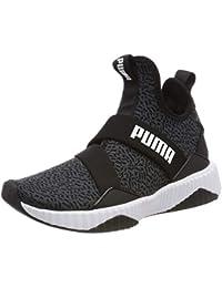 Puma Defy Mid Anml Wns, Zapatillas de Deporte para Mujer