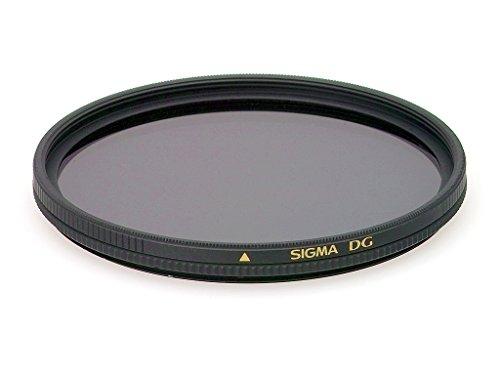 Sigma EX DG Pol Zirkular-Polfilter (72 mm Filtergewinde, Mehrfachbeschichtung, mehrfach vergütet, flach)