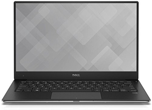 Dell 9360-4438 33,78 cm (13,3 Zoll Full HD XPS) Notebook (Intel Core i7-7560U, 16GB RAM, 512GB SSD, Iris Plus 640, Win 10 Home) silber