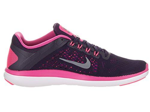 Nike 830751-501, Sneakers trail-running femme Violet