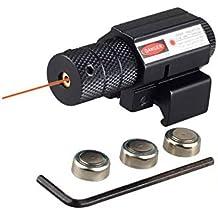 Láser Rojo Universal | Puntero láser de precisión para Pistolas de Airsoft/perdigones.