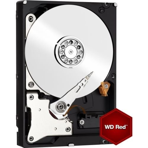 WD Red NAS-Festplatte 2TB - Tb Wd Hdd Red 2