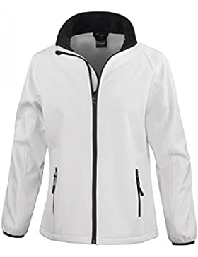 Result - Chaqueta softshell modelo Core para mujer