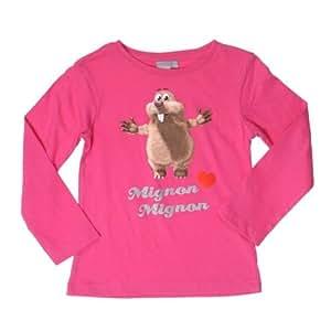 RENE LA TAUPE T-Shirt ML Enfant