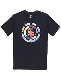 T-Shirt Element: Cut Out Icon SS Flint BK XL