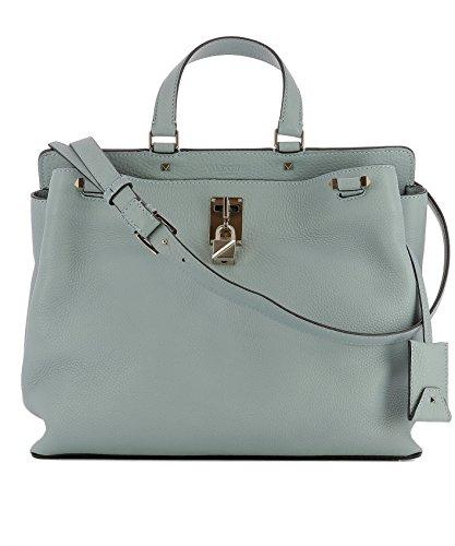 Valentino-Womens-NW2B0A54VSLE34-Light-Blue-Leather-Handbag