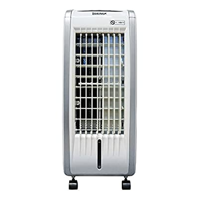 Igenix IG9704 4-in-1 Evaporative Air Cooler with Heating Function, 2000 W - White