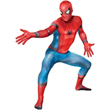 "Morphsuits Disfraz de mlsphl 163 – 175 cm ""oficial Spiderman Homecoming"" Fancy Dress Disfraz (tamaño grande)"