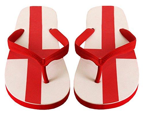 Calçados H Branco Planalto Durchgängies Jovens amp; Vermelho Sandálias A Homens 5xw1ERO