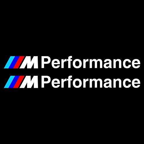 Autodomy Pegatinas M Performance Pack 2 unidades coche