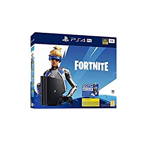PS4 PRO Playstation 4 Konsole + Fortnite Neo Versa [Neuses Modell]