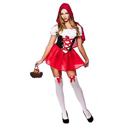 Little Red Riding Hood (Hood Kostüme Erwachsene Riding Little Red)