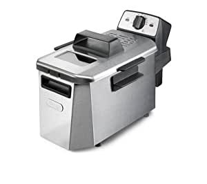 Delonghi F24402CZ Professional Coolzone Fryer Total Clean