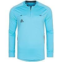 Adidas Referee Jersey LS, Hombre, Medium