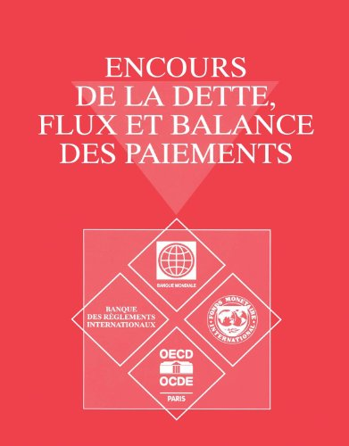 Encours de la Dette, Flux et Balance des Paiements: par International Monetary Fund
