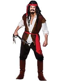 Déguisement costume Homme - Pirate des Caraïbes - Taille M