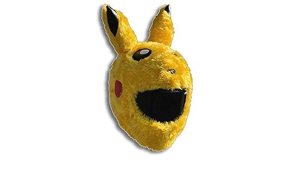Pikachu Housse pour Casque de Moto