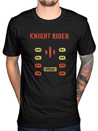 Official Knight Rider Normal Cruise T-Shirt