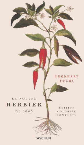 Le nouvel herbier de 1543
