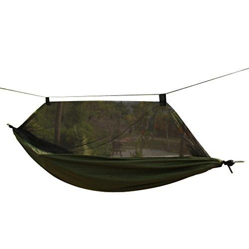 Hamaca Colgante Tienda De Campaña al Aire Libre Saco Cama para Dormir...