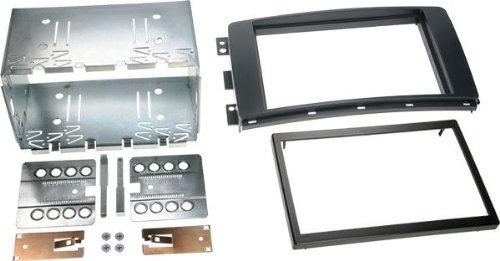 RADIOBLENDE Doppel-DIN Komplettset Smart Fortwo (BR451) ab Bj. 03/2007