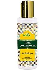 Divine India Herbal Hair Conditioner with Aloe Vera - Ayurvedic 200 ml