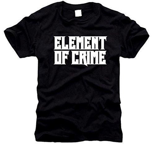 Preisvergleich Produktbild Element of Crime - T-Shirt - Gr. XXXL