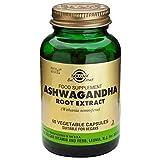 Solgar Ashwagandha Extracto de Raíz Cápsulas vegetales - Envase de 60