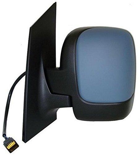 Preisvergleich Produktbild Rückspiegel links Elektro Thermo klappbar Dual Glas mit Primer ab 2007>