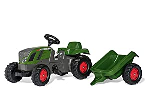 ROLLY TOYS rollyKid Fendt 516 Vario Pedal Tractor - Juguetes de Montar (520 mm, 1340 mm, 470 mm, 8 kg, 815 mm, 425 mm)