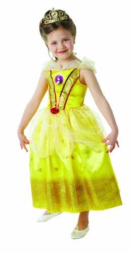 Rubie's 3 880031 L - Belle Glitter Kostüm, Größe L