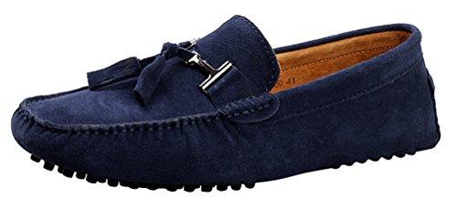 CFP - Stivali con le frange uomo Blue