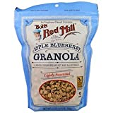 Best Bob's Red Mill Grain Mills - Bob's Red Mill Granola, Apple Blueberry, 12 oz Review